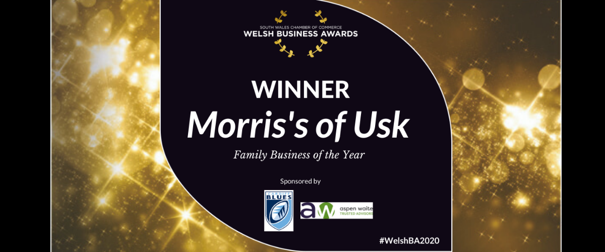 Business of the year slider